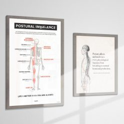 posture posters