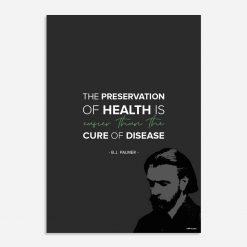 preservation of health