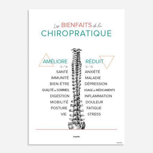 bienfaits chiropratique