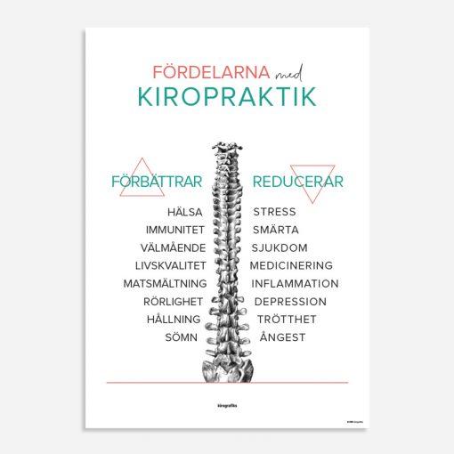 fördelarna med kiropraktik