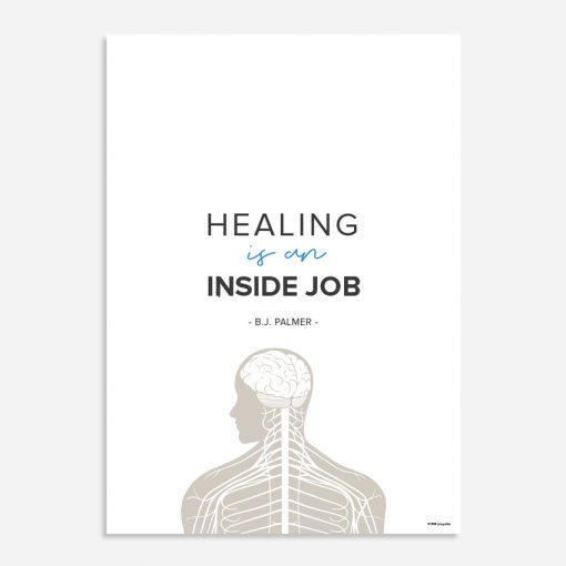 healing is an inside job