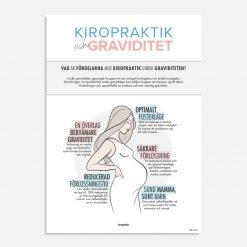 kiropraktik graviditet