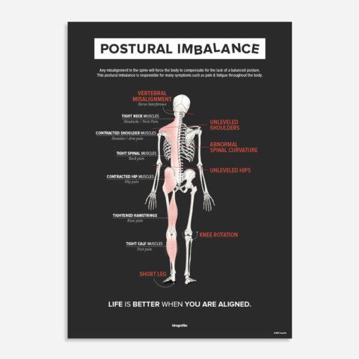 body imbalance poster