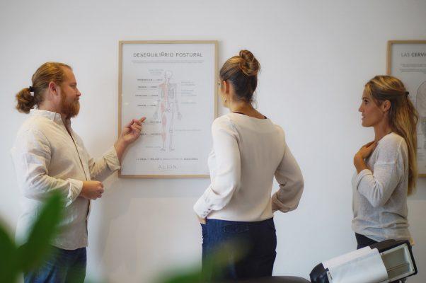 branded postural imbalance poster