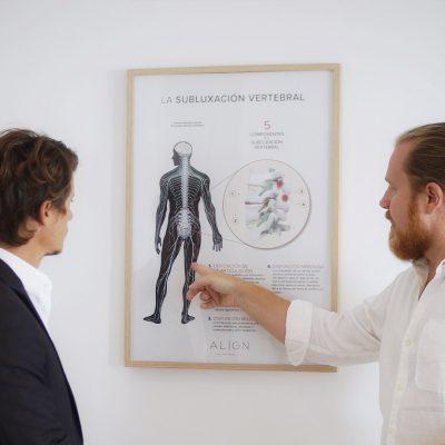 Branded Vertebral Subluxation poster.