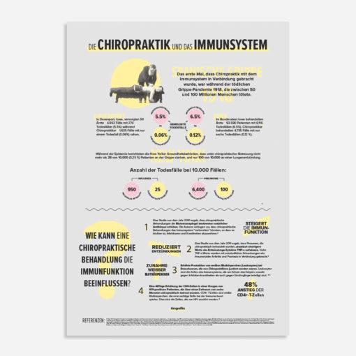 Die CHIROPRAKTIK und das IMMUNSYSTEM