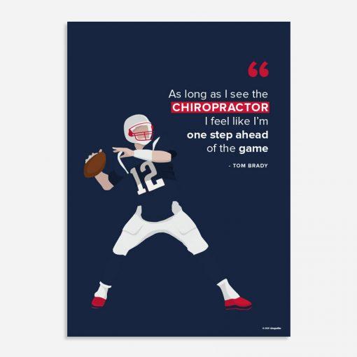 tom brady chiropractic